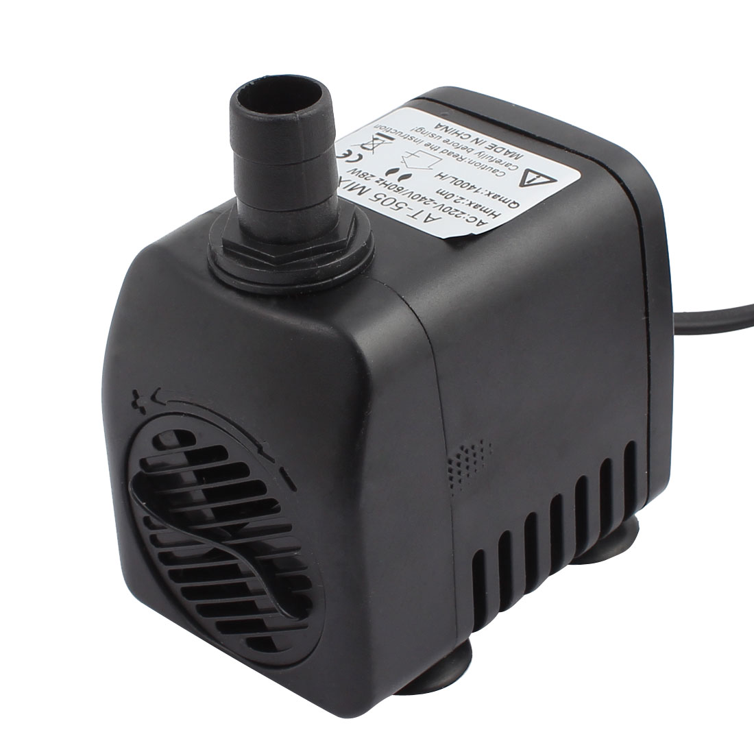 AC 220V-240V EU Plug 28W Electric Submersible Water Pump Aquarium Fountain