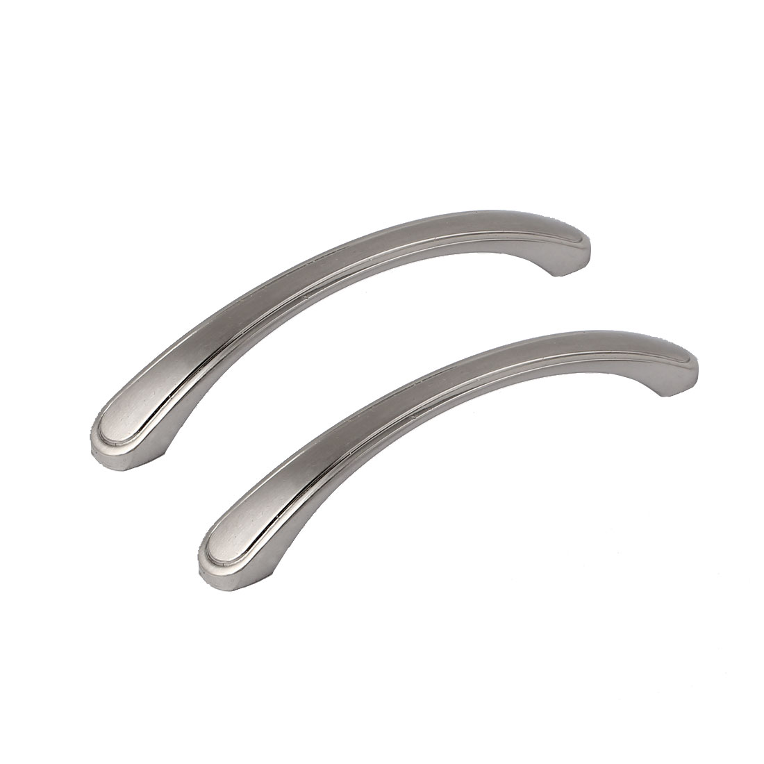 96mm Spacing Cabinets Kitchen Door Pull Handle Hardware 2pcs