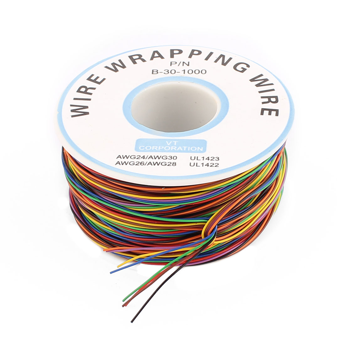 High Temperature Resistant Wraping Wire B-30-1000 Mixed Colour