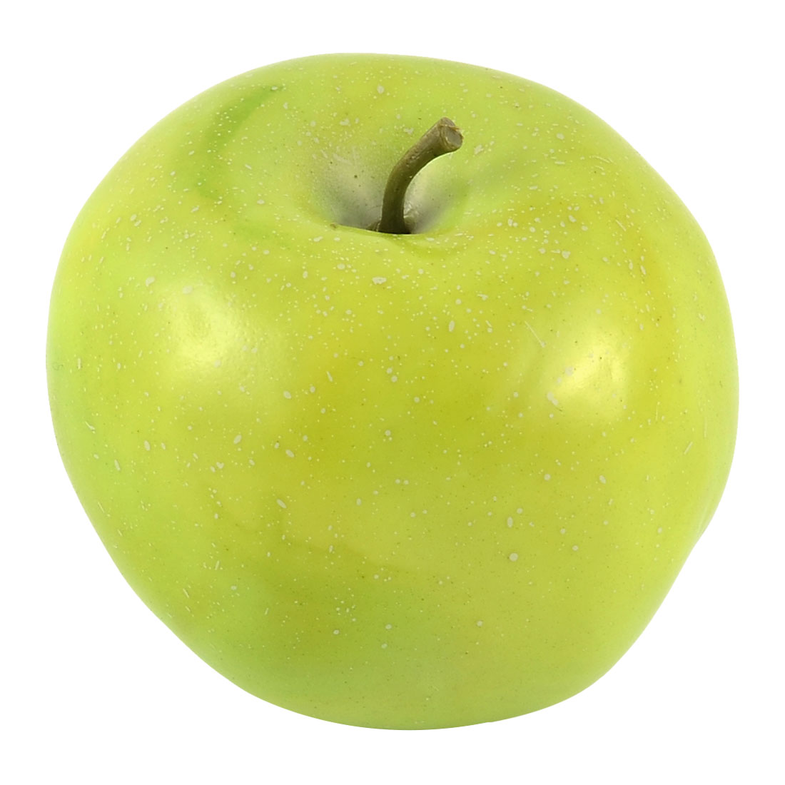 Artificial Fruit Ornament Foam Lifelike Decor Handmade Simulation Apple Green