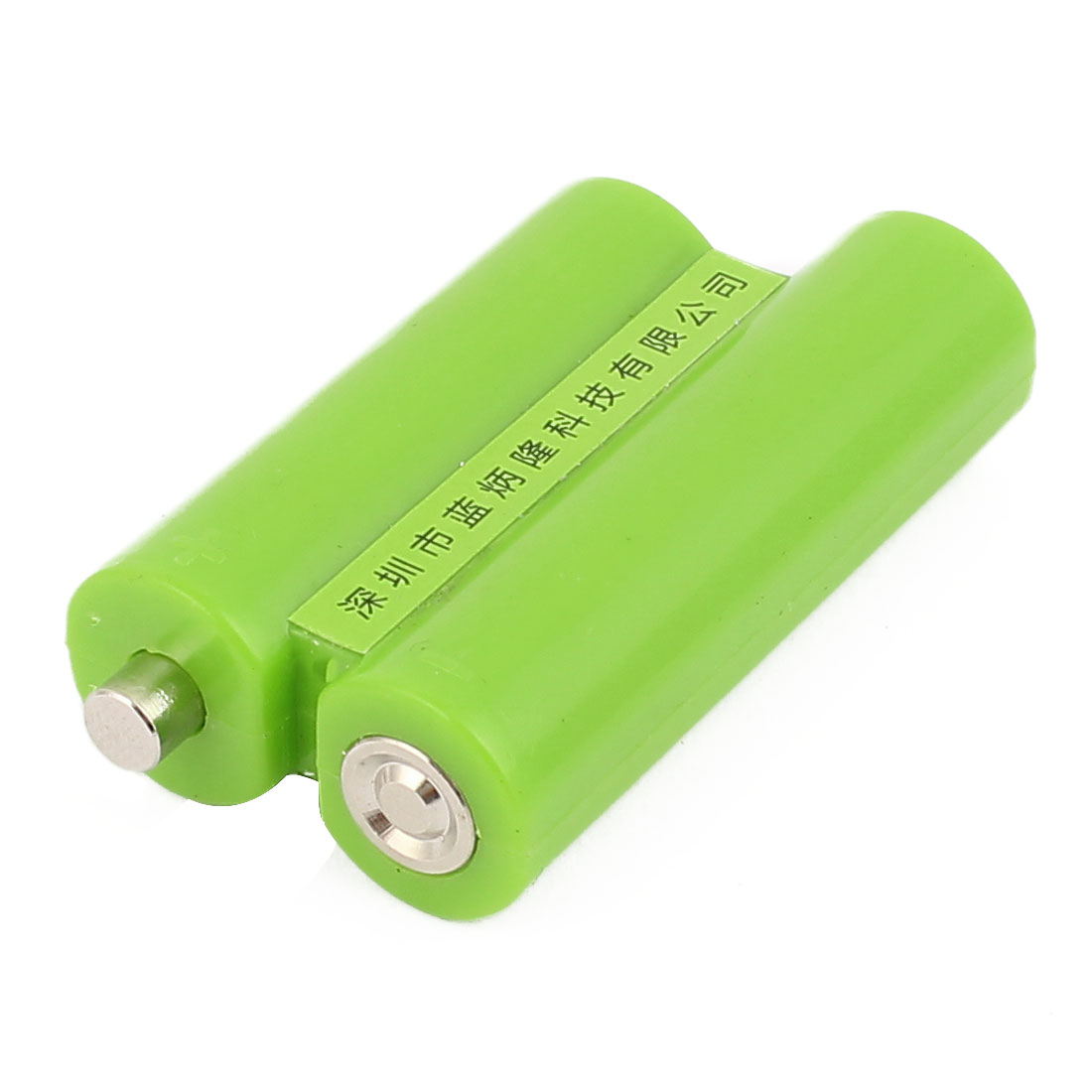 3.0V 1.48wh Micro-USB Rechargeable 2 Connecting AA Li-Poly Long-Lasting Battery w Charge Wire