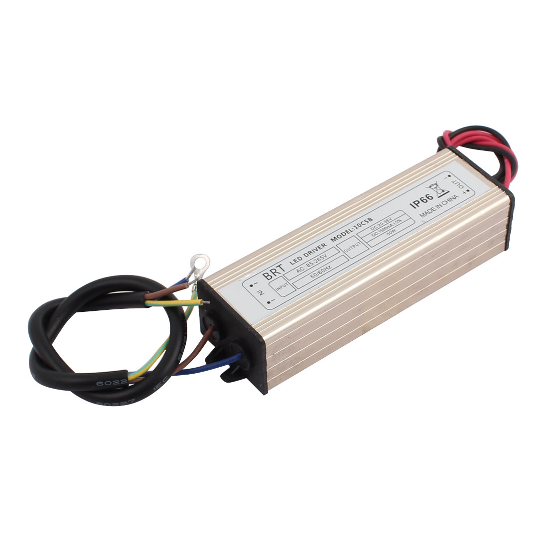 AC85-265V to DC20-36V 1500mA Transformer IP66 Waterproof LED Driver Power Supply