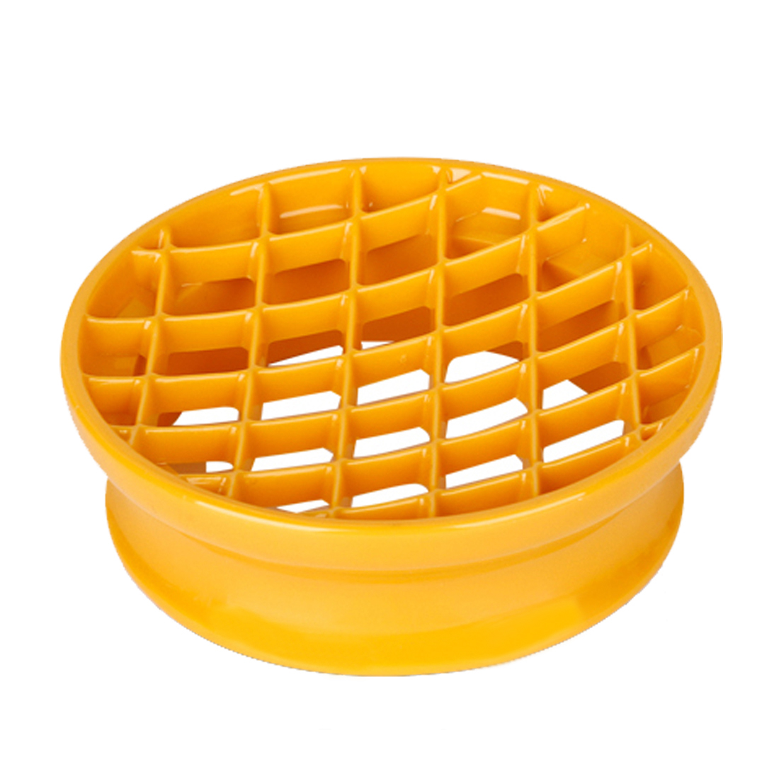 Home Kitchen Bakeware DIY Tool Pineapple Bread Cake Decorating Mould Yellow