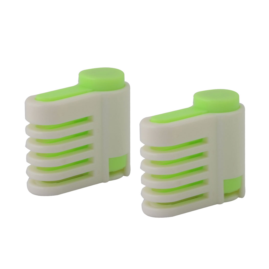 Adjustable 5 Layers Cake Leveler Slicer Bread Cutter Cut Guide Tool 2pcs