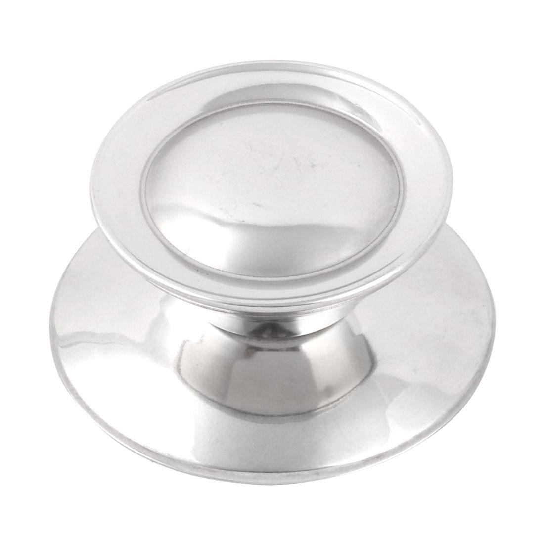 Kitchen Pot Cover Cooking Utensils Circle Lid Holding Knobs Handle 6.2cm Dia 2 PCS