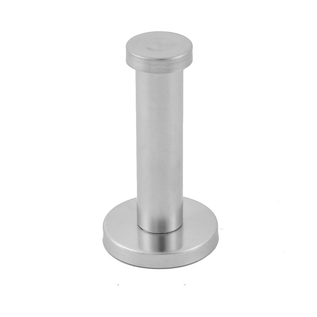 Stainless Steel Round Wall Mount Clothes Hat Robe Towel Coat Holder Hanger Hook