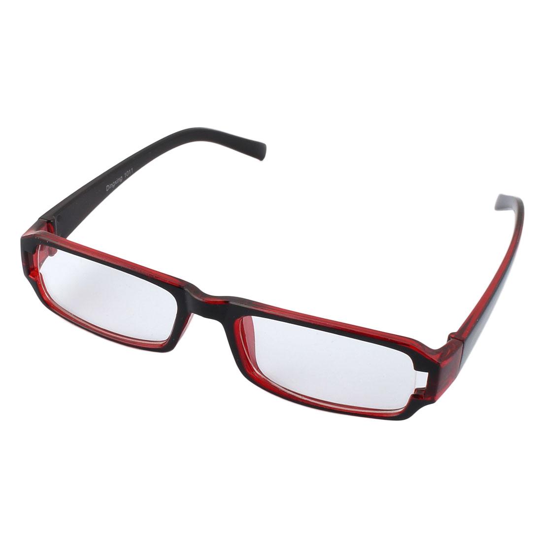 Plastic Full Frame Single Bridge Eyewear Eyeglass Spectacles for Women
