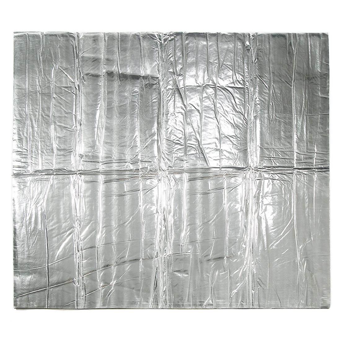 108cm x 98cm Sound Deadener Car Heat Shield Insulation Deadening Material Mat