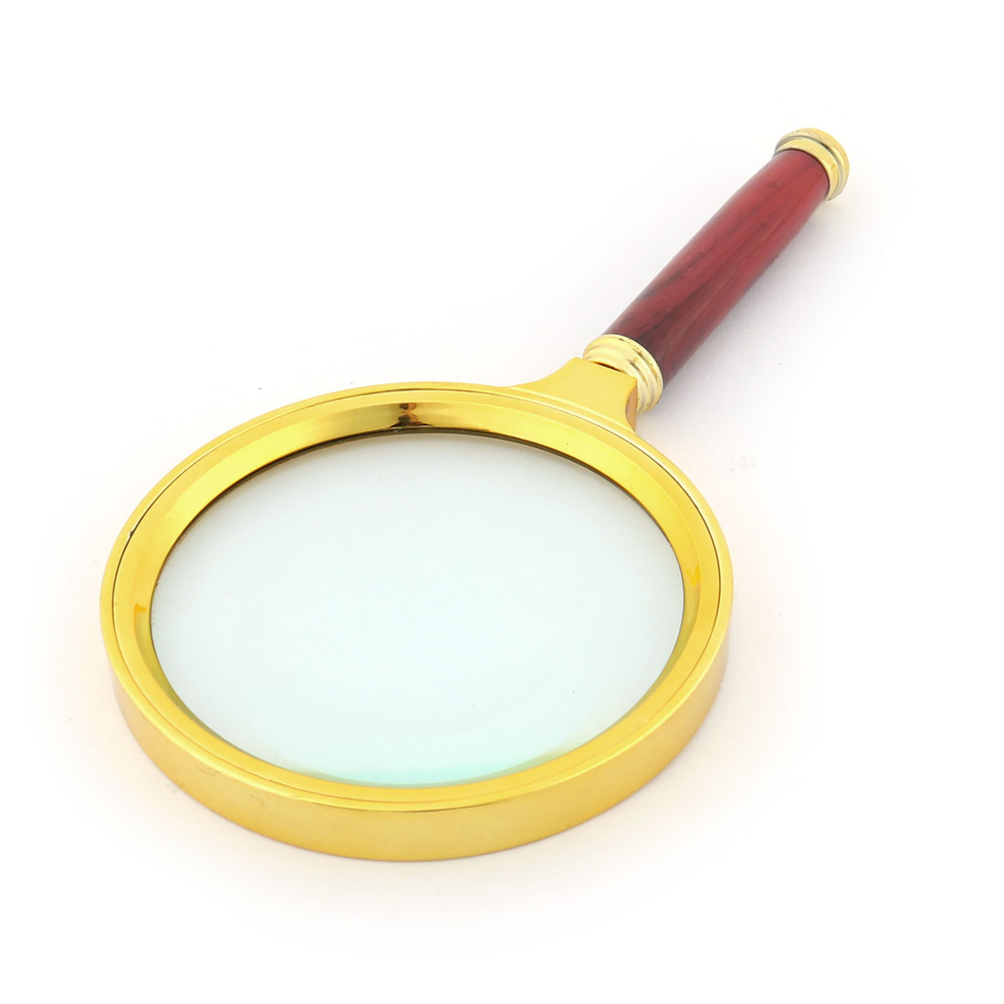 Plastic Frame 5X Magnifier 3 Inch Diameter Lens Jewelry Loupe