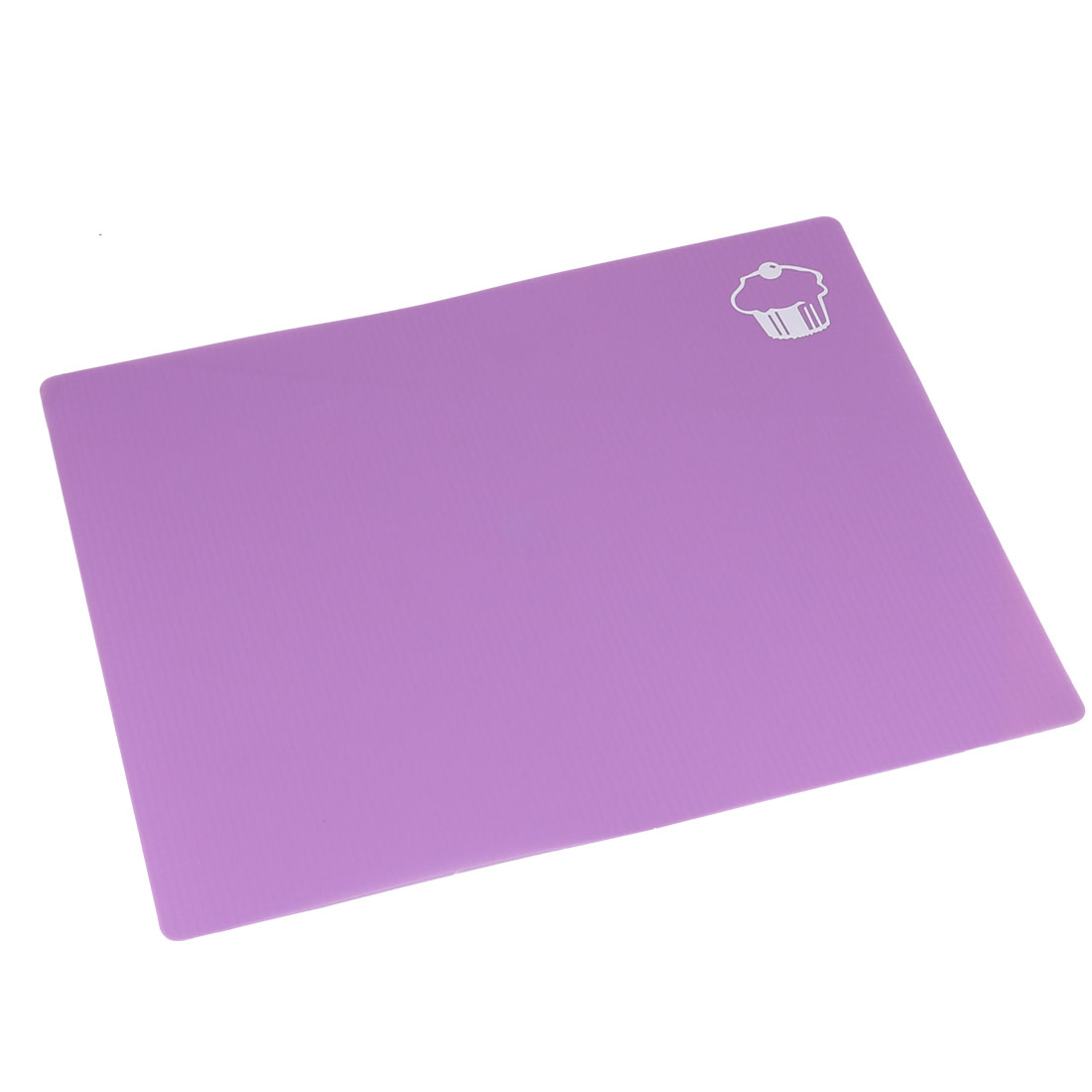 Kitchen Flexible Nonslip Plastic Vegetable Slicing Cutting Chopping Board Mat Purple