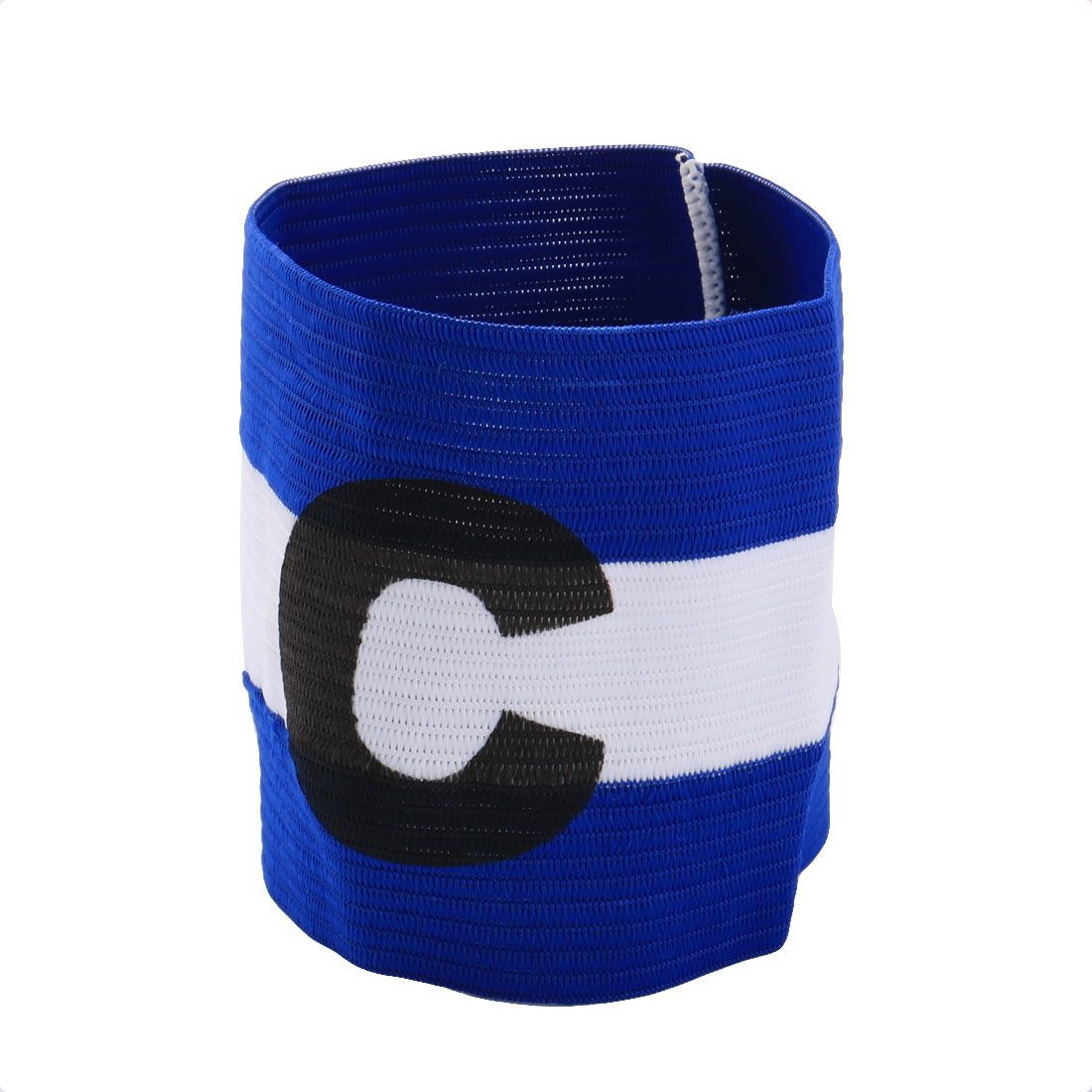 Stretchy C Print Team Soccer Basketball Sports Match Captain Armband Badge