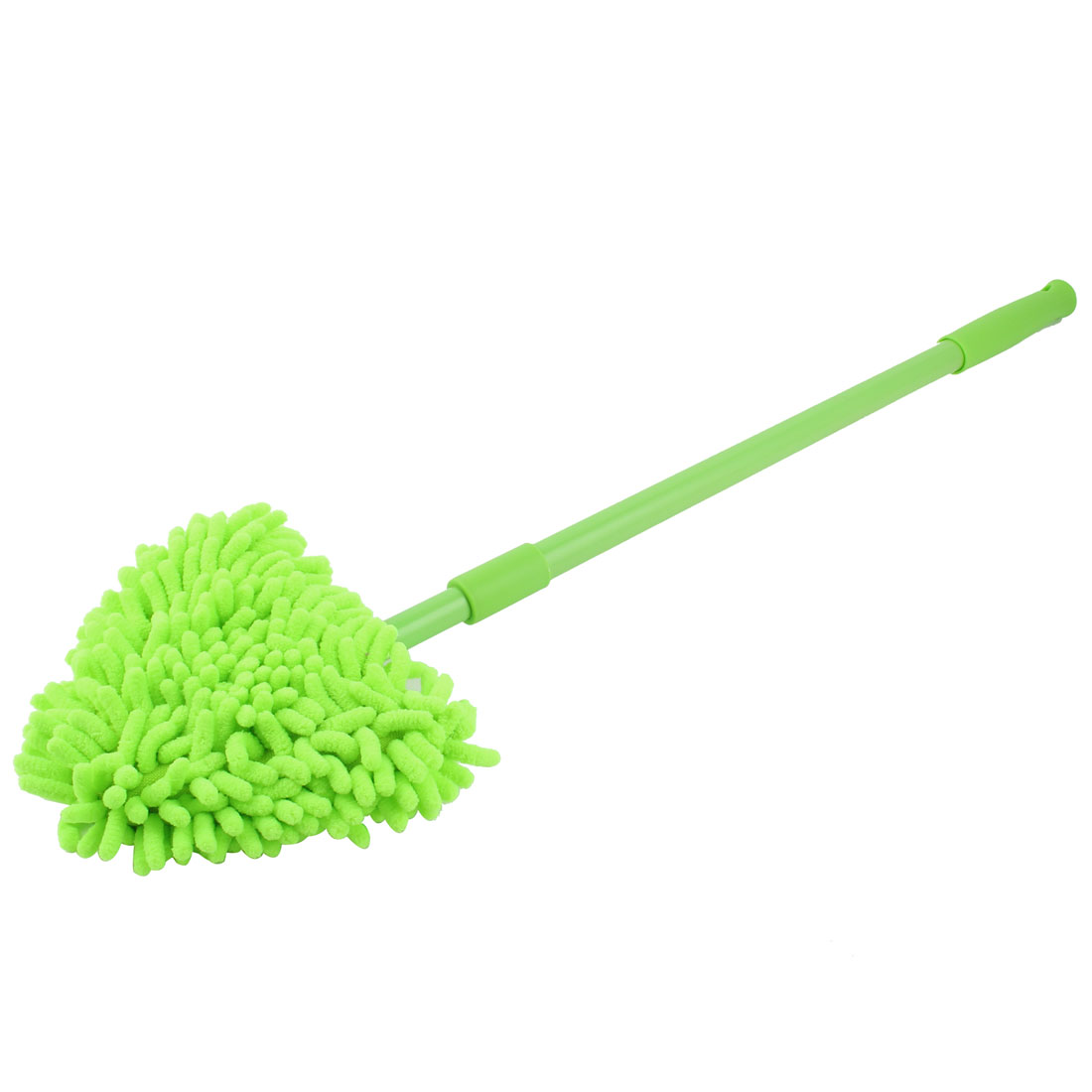 Plastic Handle Cotton Blends Top Household Stretchable Floor Cleaning Brush