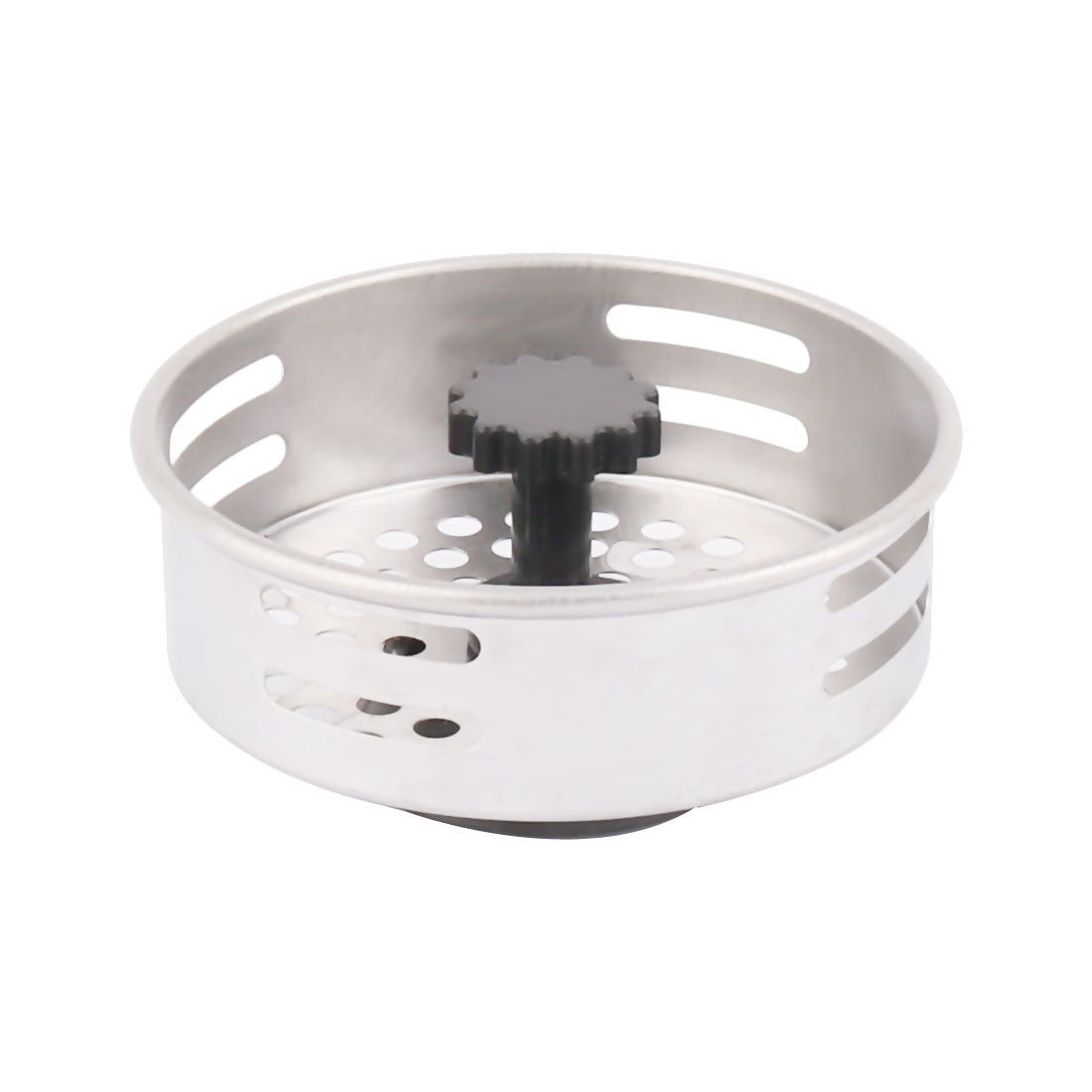 Home Kitchen Water Sink Basin Residue Mesh Strainer Filter Stopper 8cm Dia