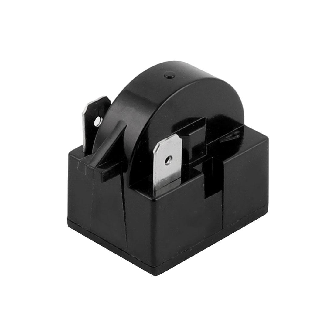 Household Refrigerator Plastic Case 33 Ohm 220V 2 Terminals PTC Starter Relay 5 PCS