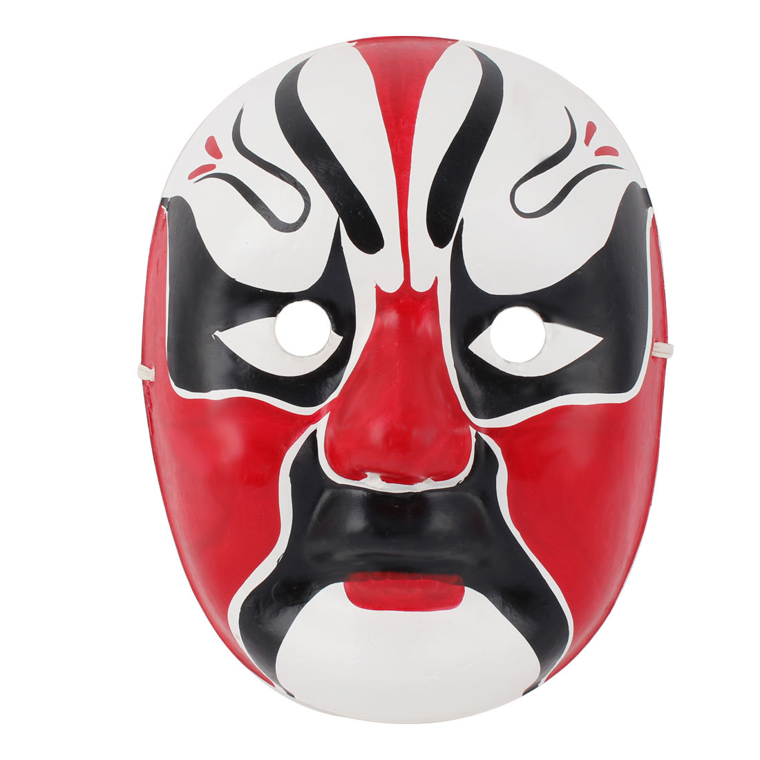Halloween Karneval Cosplay Parties Unisex Chinese Beijing Opera Facial Face Mask