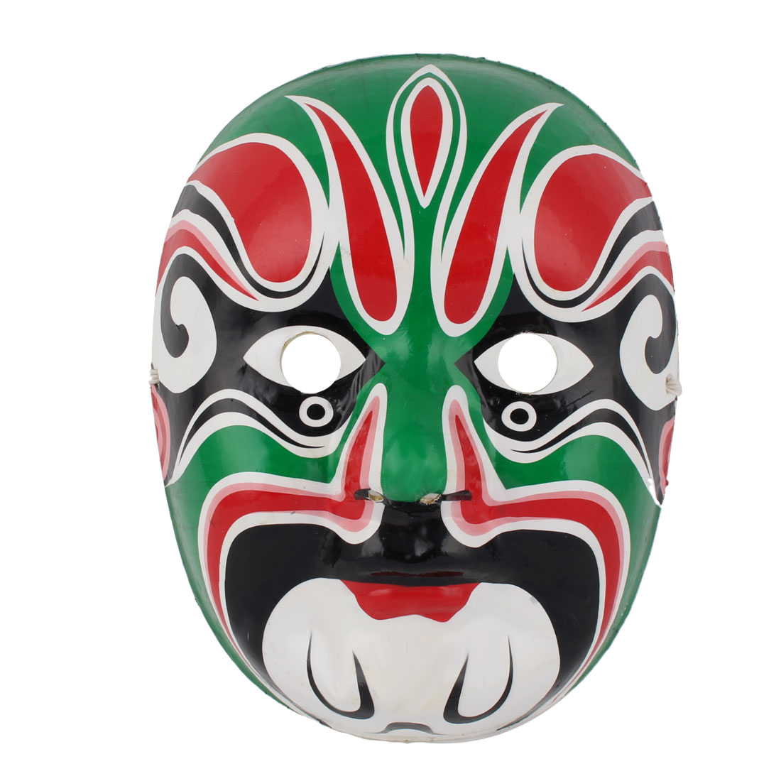Karneval Cosplay Parties Unisex Decoration Chinese Beijing Opera Facial Mask
