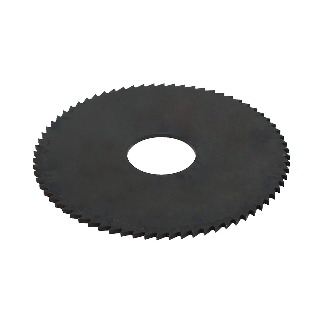 60mmx1.2mm 72 Teeth HSS Circular Slitting Saw Cutter Cutting Tool Black