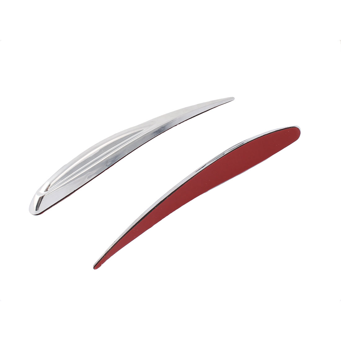Plastic Automobile Car Door Handle Trim Molding Scratch Cover Guards 2pcs