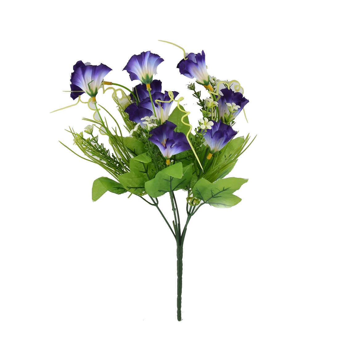 Artificial Emulational Flower Bouquet Bedroom Dormitory Decoration Purple