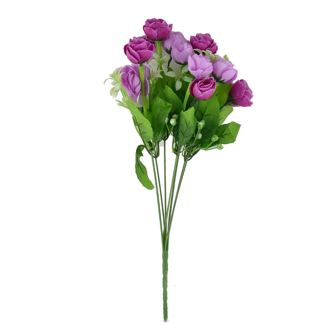 Artificial Emulational Flower Bouquet Bedroom Dormitory Decoration Purple White