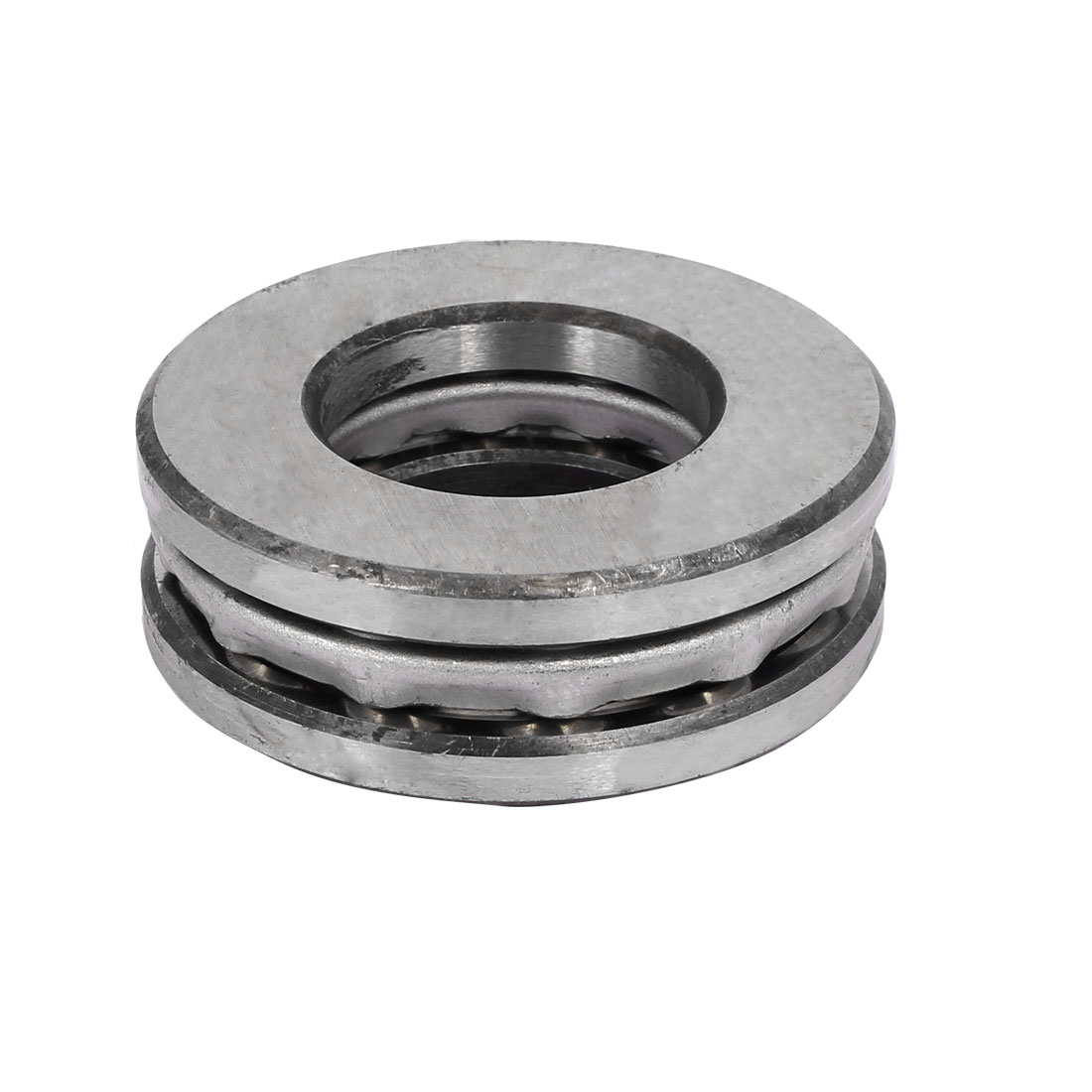 40mm Inner Dia Axial Ball Single Thrust Bearing Silver Gray 51308