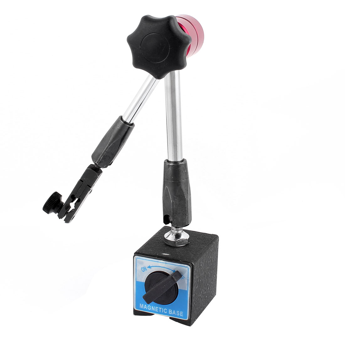 3-Joint Adjustable Digital Level Dial Test Indicator tool Mechanical Universal Magnetic Stand