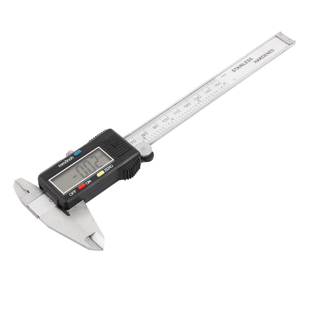 D-14 0-150mm 0.02mm Precision Metalic Mechanical Vernier Caliper Measuring Tool