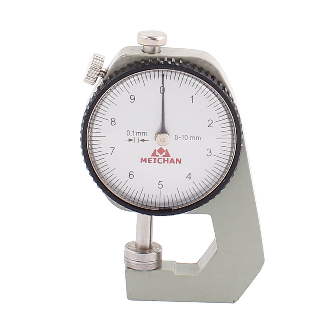 0 to 20mm Measuring Range 0.1mm Grad Round Dial Thickness Gauge C-05