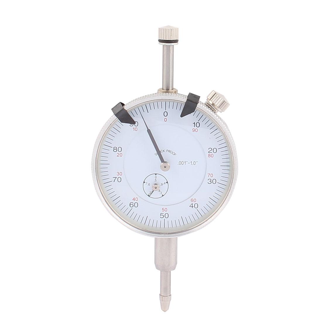 0-1inch Range Measurement Instrument Dial Indicator Gauge Precision Tool B-06
