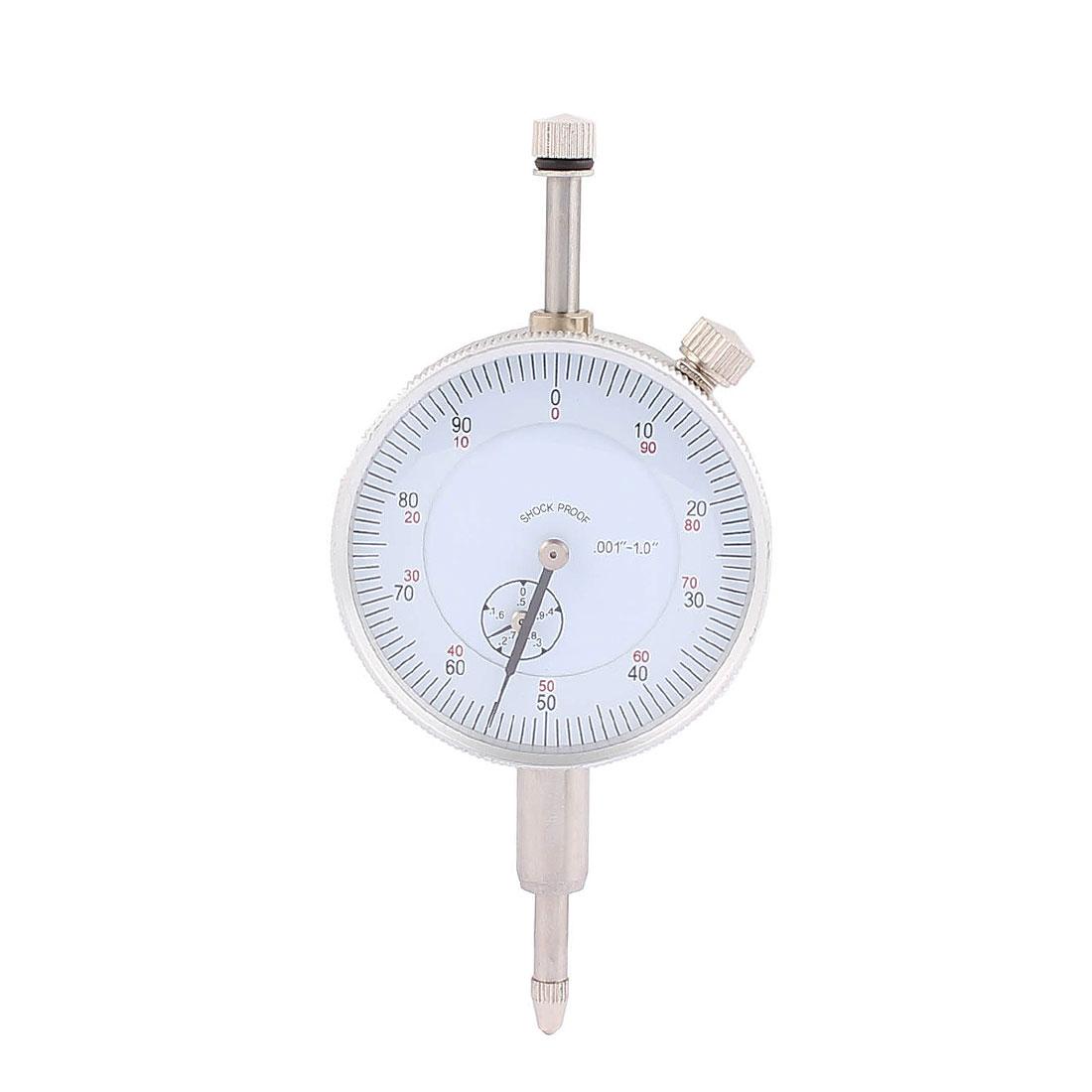 0-1inch Range Measurement Instrument Dial Indicator Gauge Precision Tool B-10