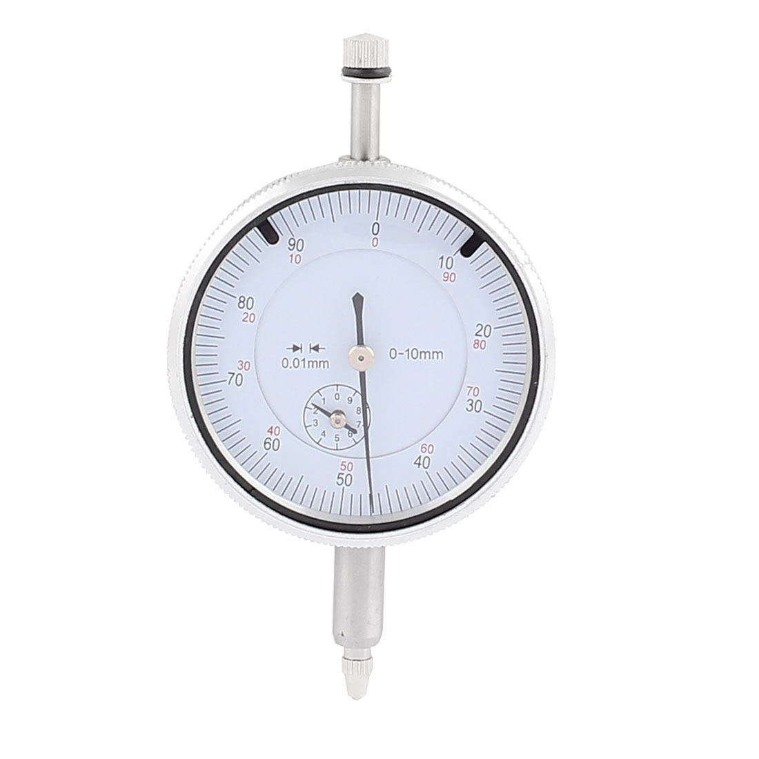 0-10mm Range Measurement Instrument Dial Indicator Gauge Precision Tool A-04