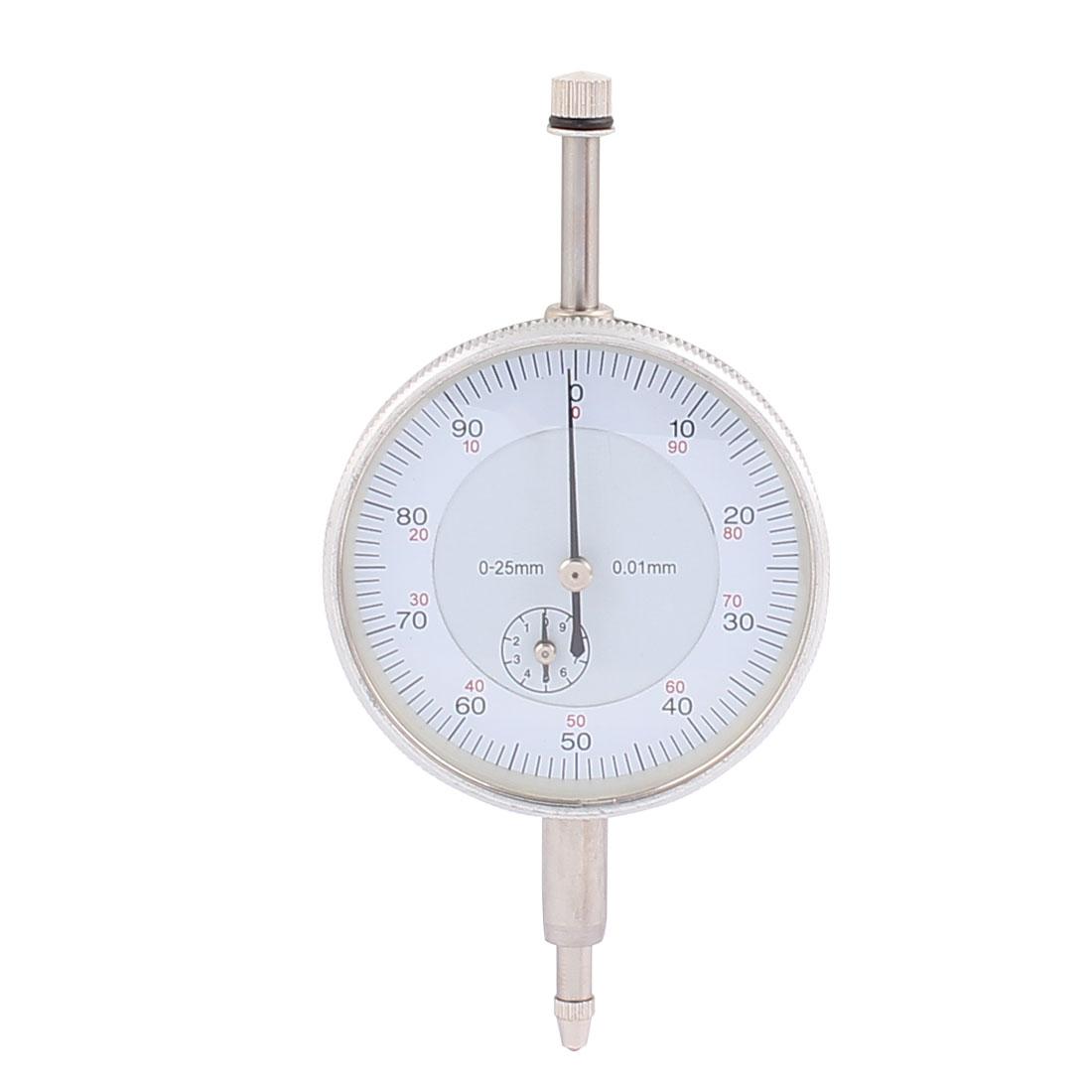 0.025mm Accuracy Measurement Instrument Dial Indicator Gauge Precision Tool