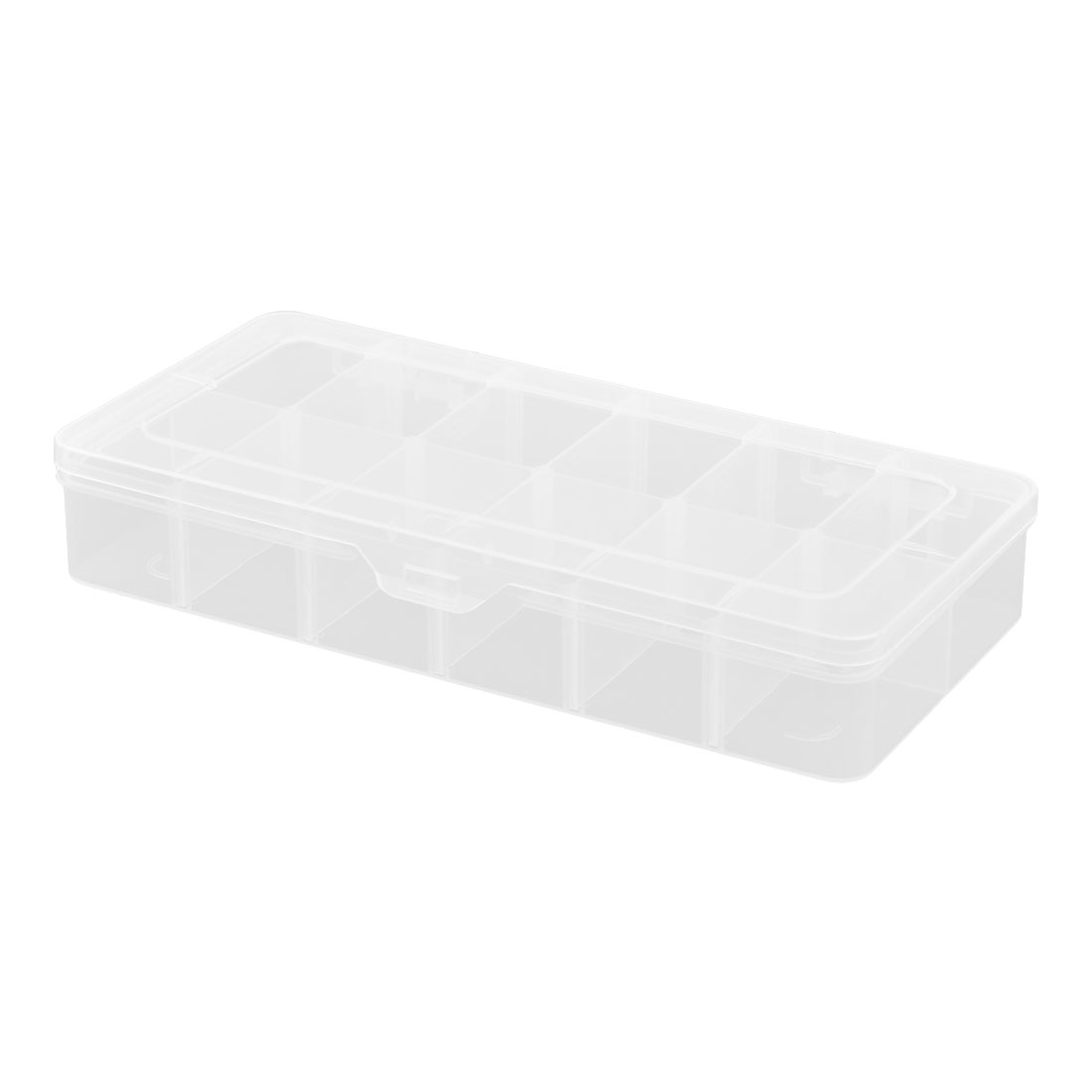 Household Plastic Sweing Accessories Craft Parts Compartments Holder Storage Box