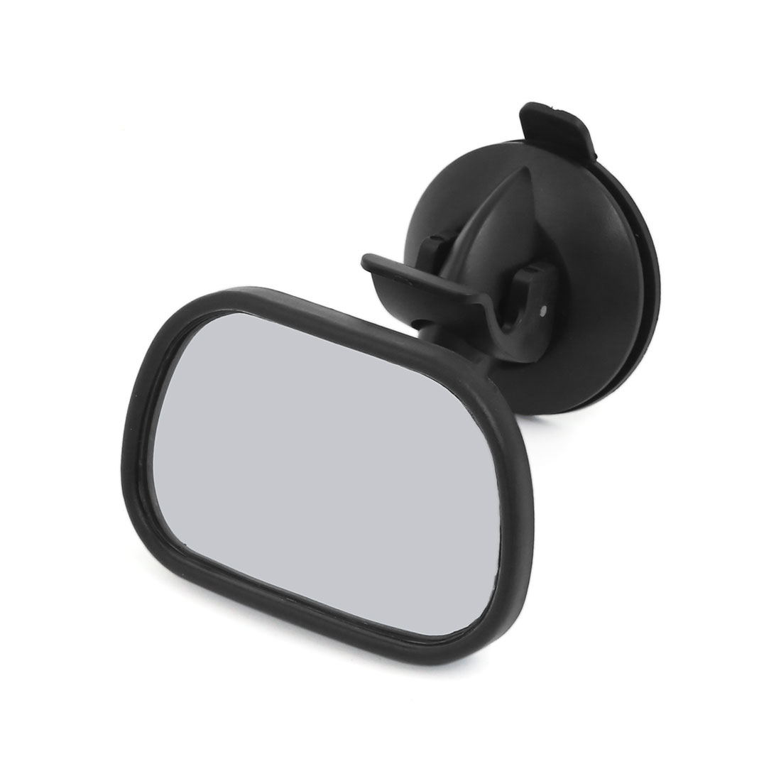 Universal Car Child Baby Care Windscreen Mount Rear View Safety Auxiliary Mirror Black
