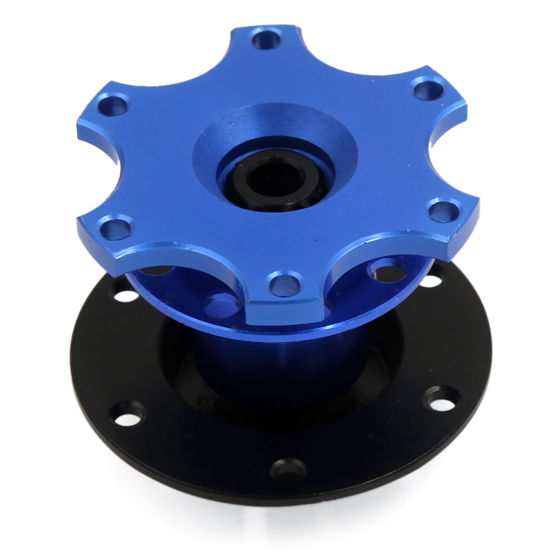 Metal Rolling Ball Type Steering Wheel Hub Adapter Kit for Auto Car