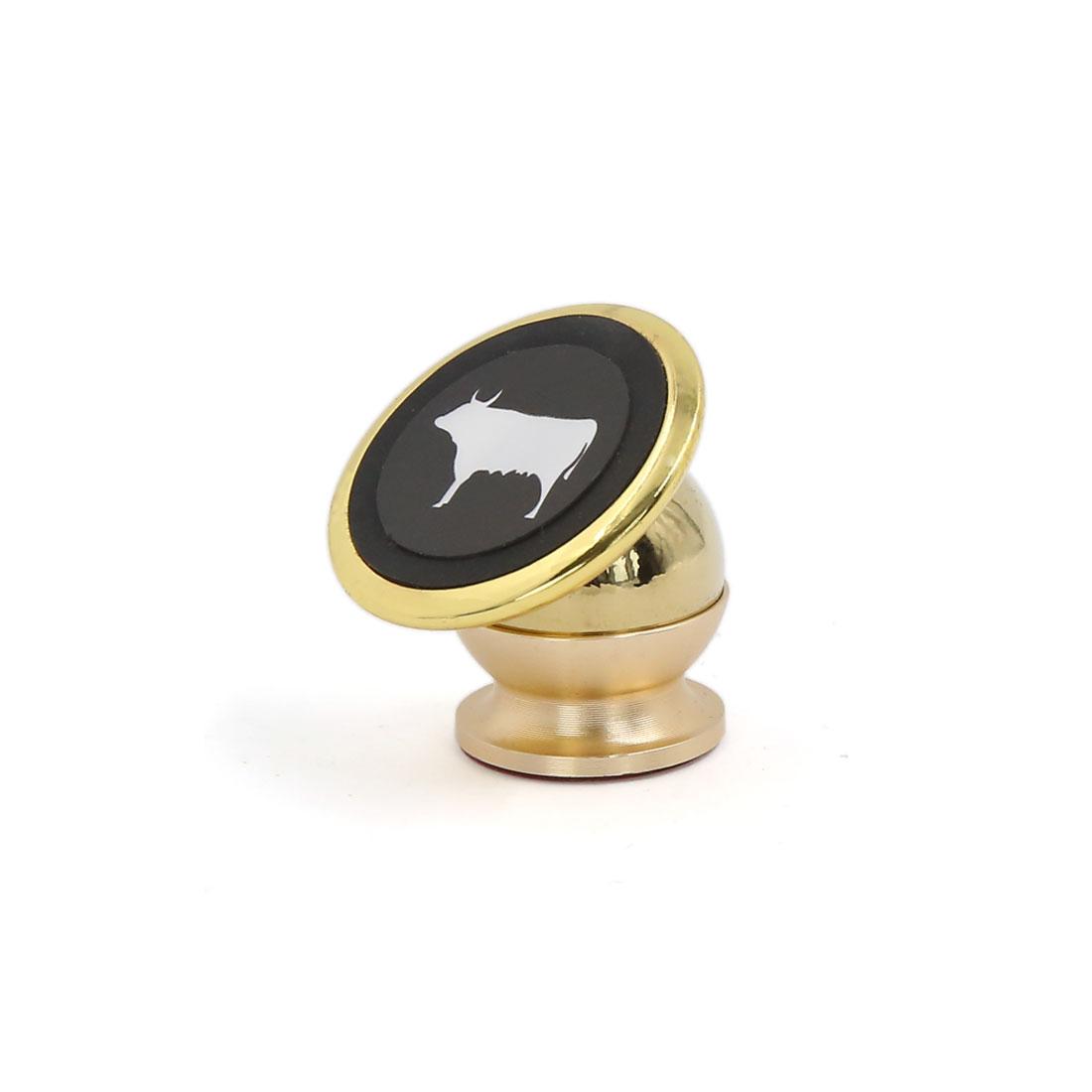 360 Degree Rotating Magnetic Car Dash Mount Ball Holder for Phone Tablet GPS