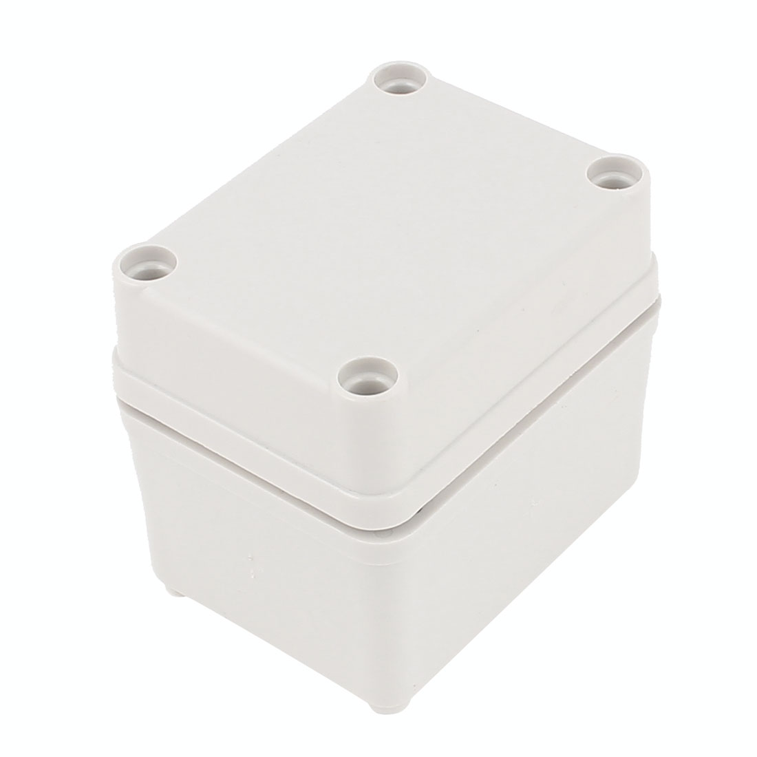 65mm x 50mm x 55mm Plastic Dustproof IP56 Sealed Enclosure Case DIY Electrical Junction Box