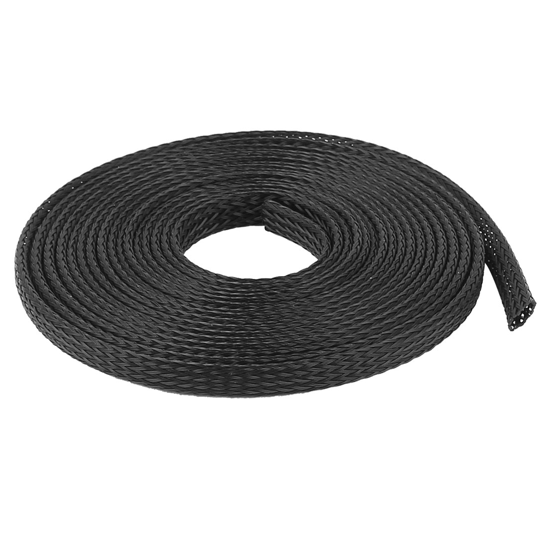 6mm PET Cable Wire Wrap Expandable Braided Sleeving 3 Meter