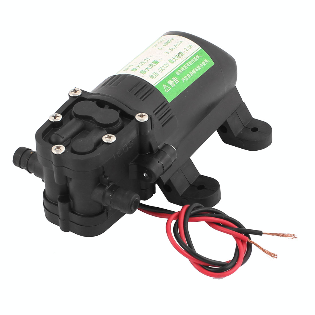 DC 12V Micro Diaphragm Self Priming Water Pump 3.5L/min
