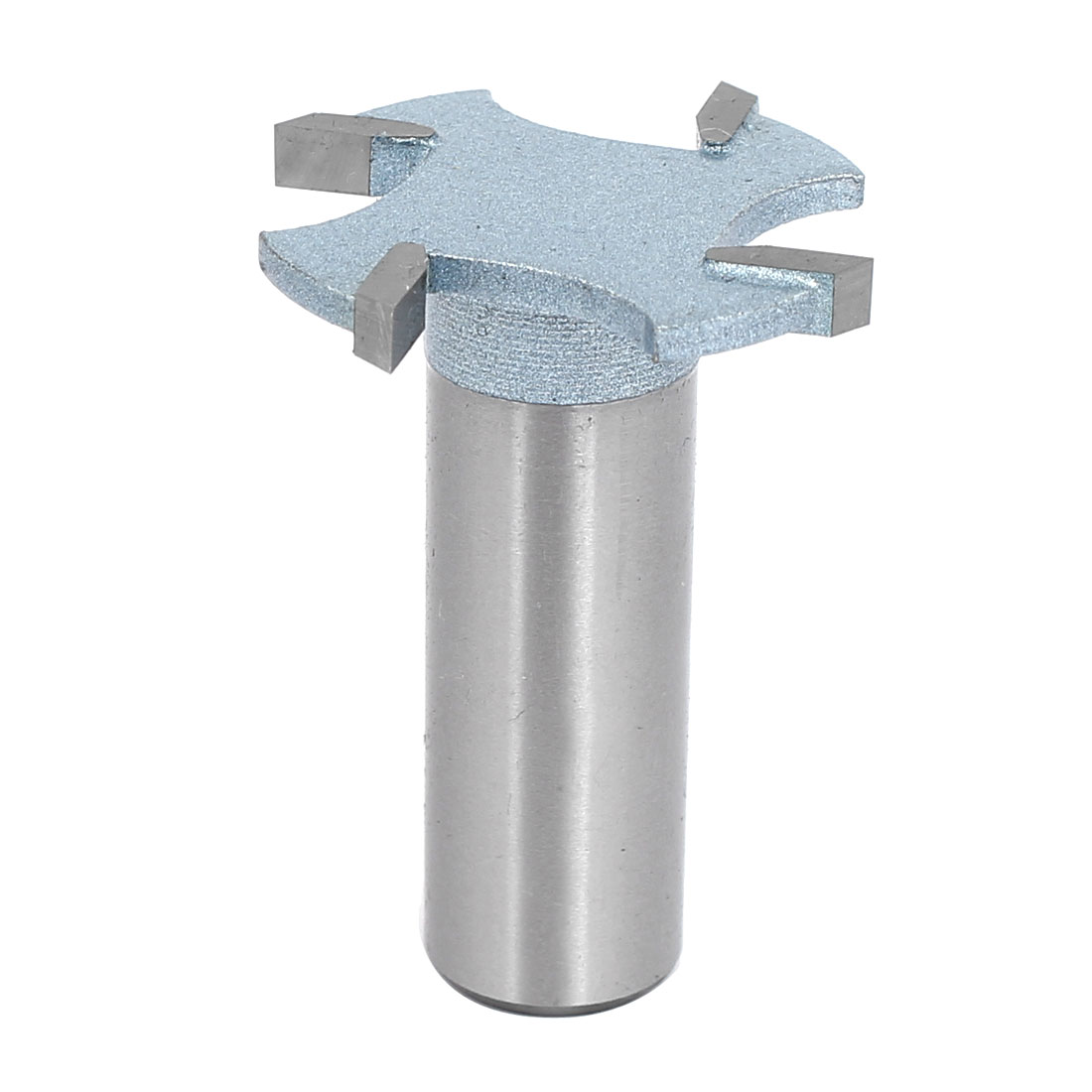 """1/2"""" x 1/8"""" Groove Forming 4-Flute T Type Slotting T-Slot Router Bit Cutter"""