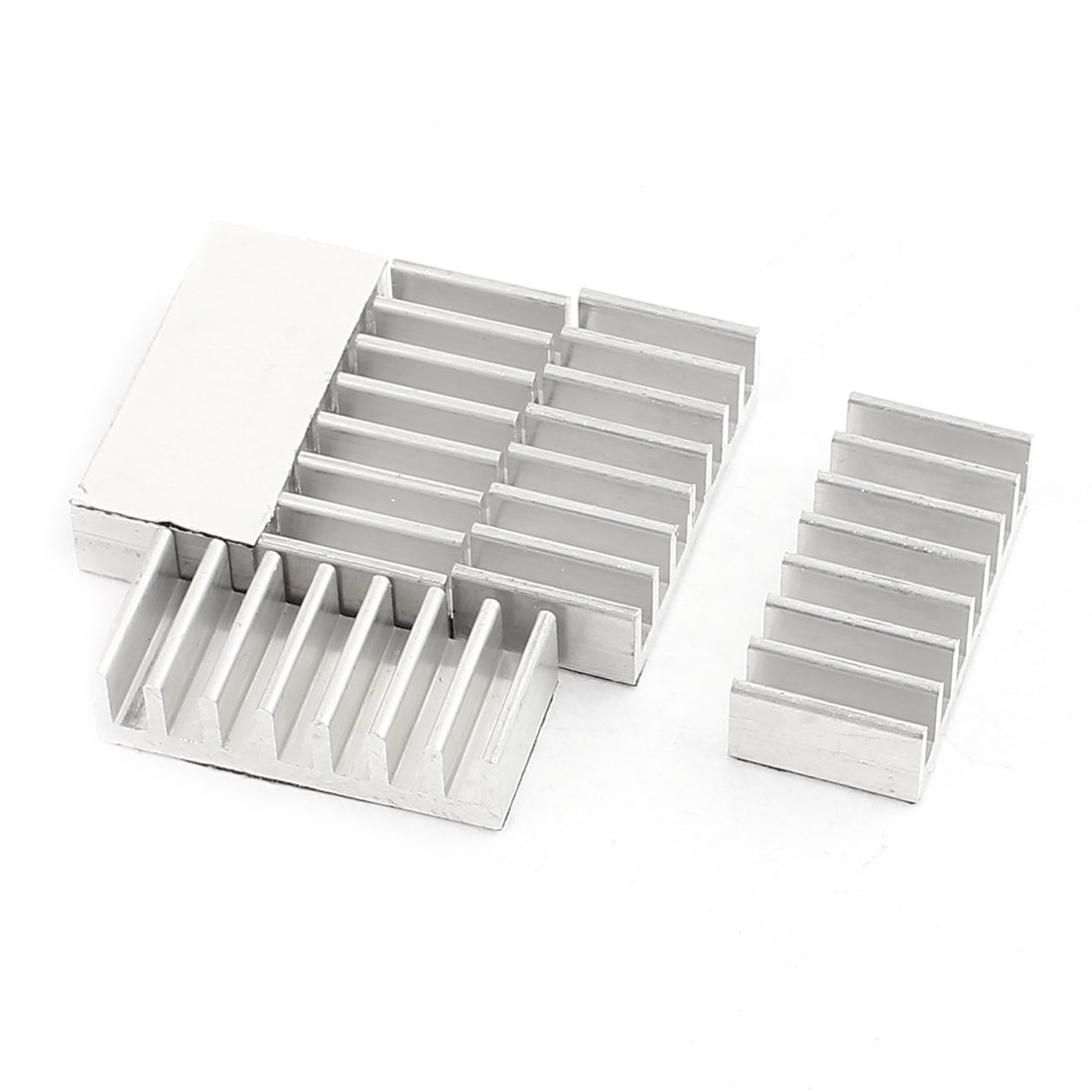 14 x 30 x 8mm 5Pcs x Aluminum Heatsink Cooling Fin for LED Power Memory Chip