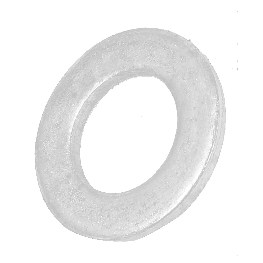 24mm x 44mm x 3.9mm Zinc Plated Flat Pads Washers Gaskets Fasteners GB97 2PCS