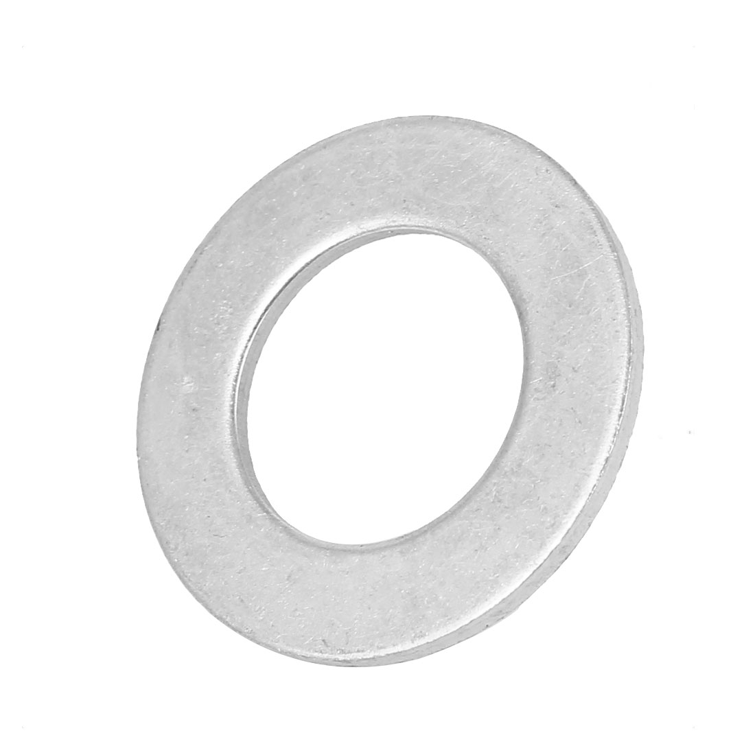 18mm x 34mm x 2mm Zinc Plated Flat Spacer Washer Gasket Fastener GB97