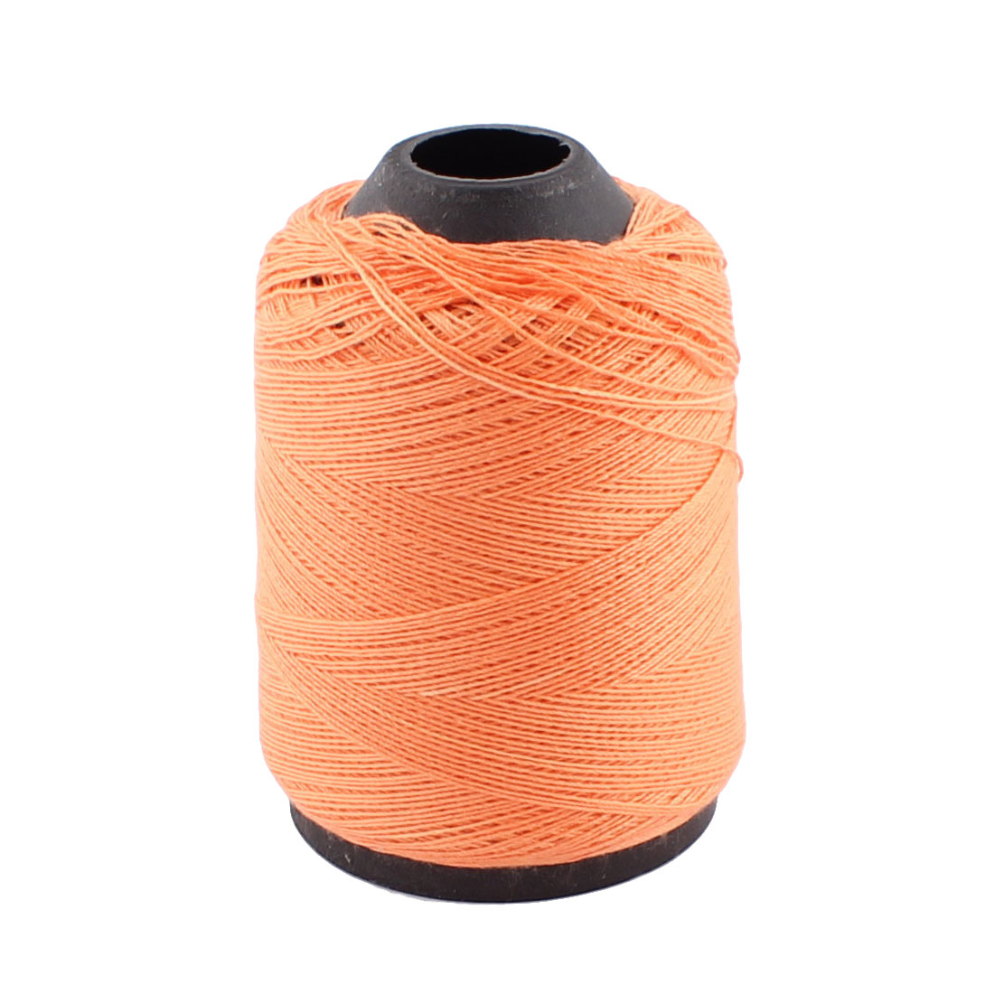 Tailor Craft Needlework Polyester String Line Sewing Thread Spool Reel Orange
