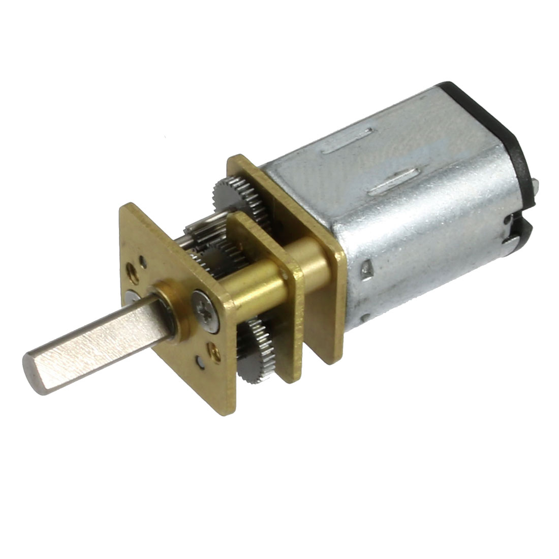 DC 3V 100RPM Micro Gear Box Speed Reduction Motor Electric Geared Motor