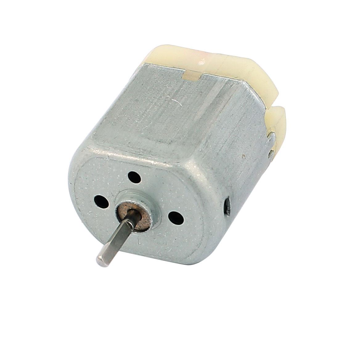 DC 3V-6V 2600RPM Mini Micro Motor for DIY RC Model Electric Car