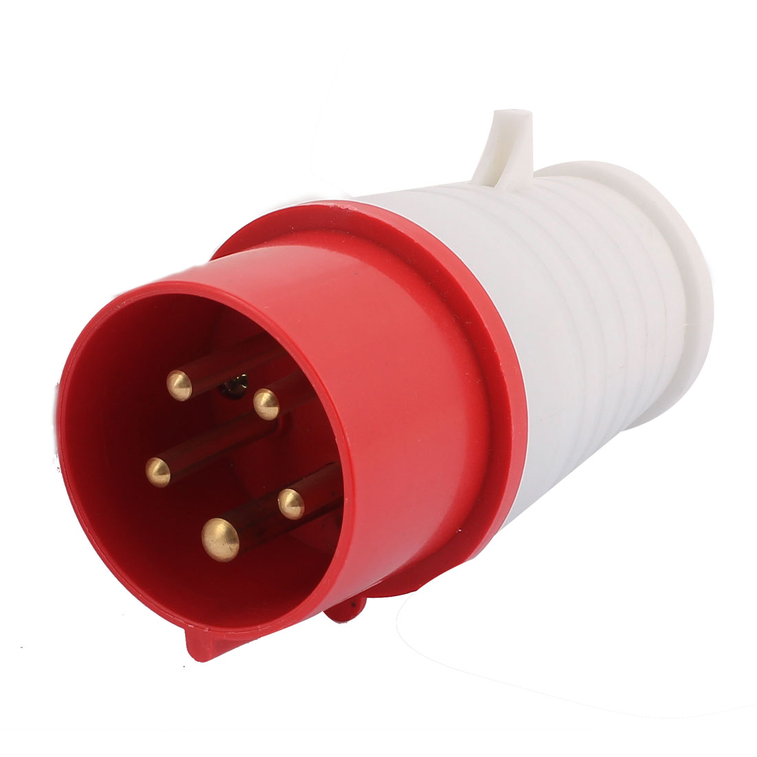 AC 240V-415V 16A IP44 3P+N+E 5-Terminal Male Industrial Electrical Plug
