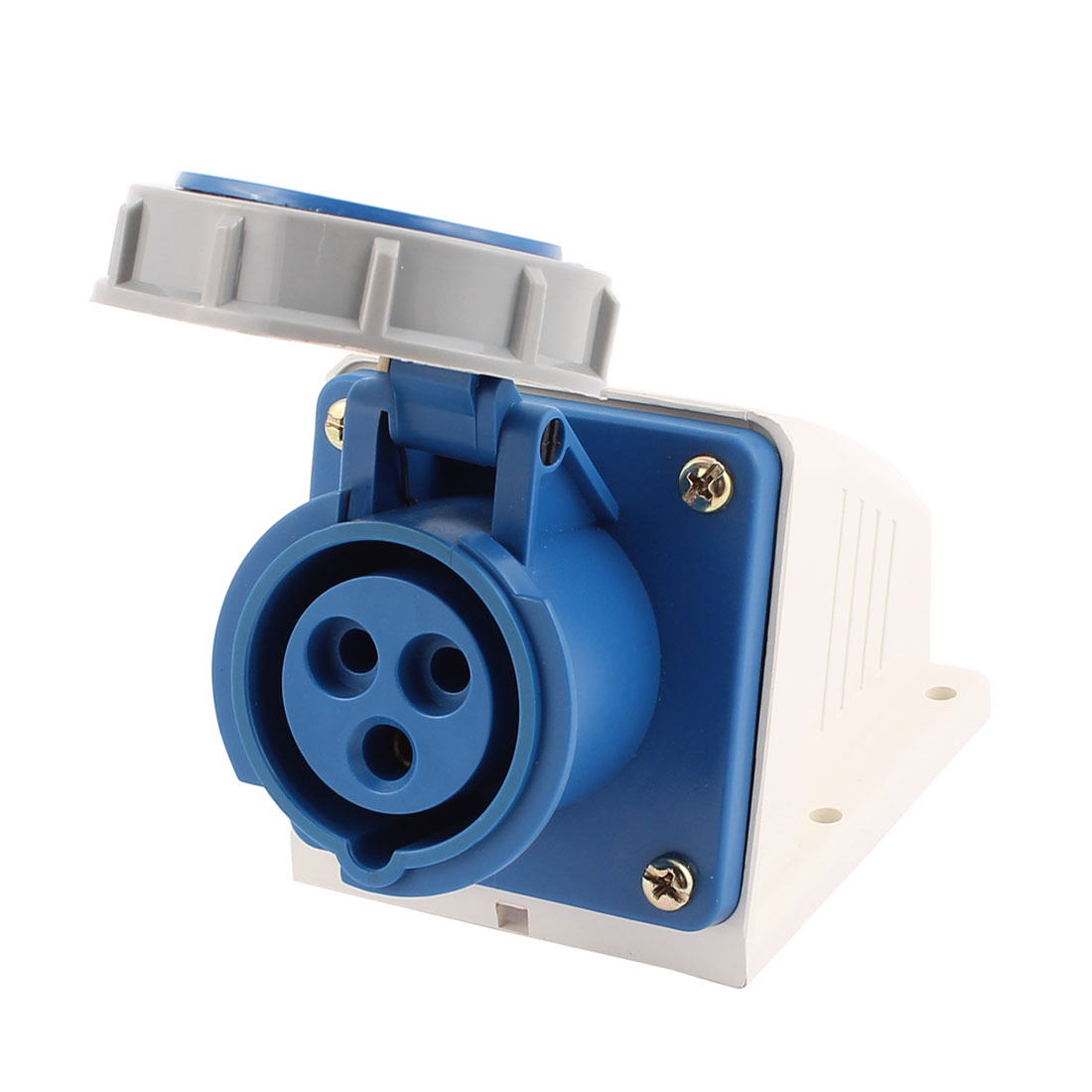AC 200V-250V 16A IP67 2P+E 3P Female Industrial Caravan Socket