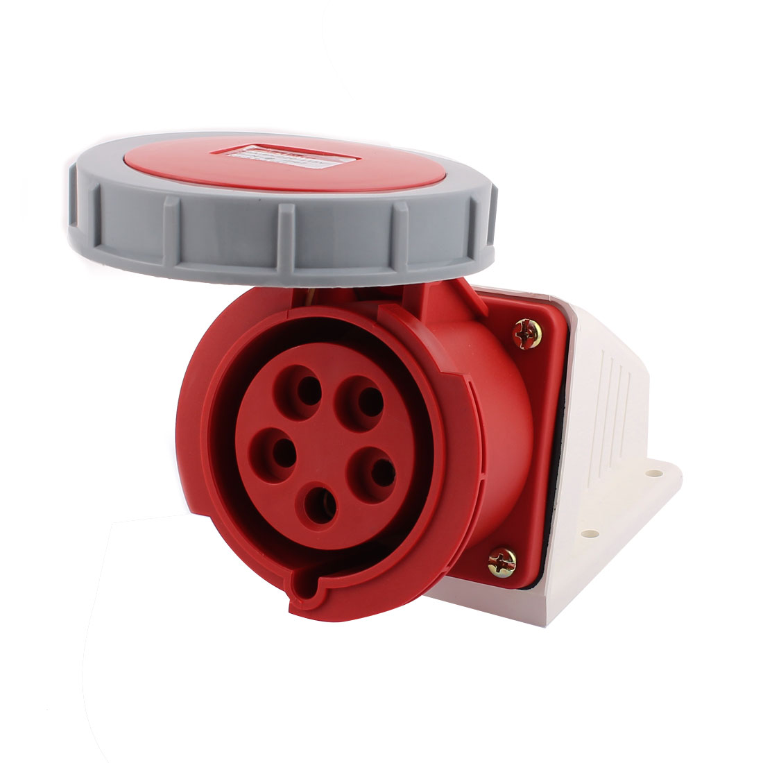 AC 220V-415V 32A IP67 3P+N+E 5P Female Industrial Caravan Socket