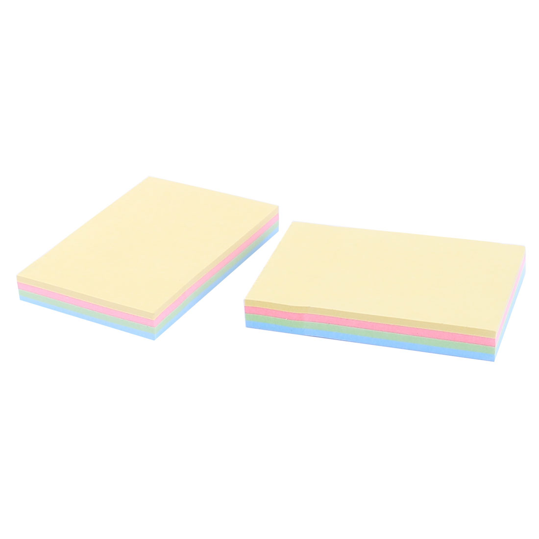 Paper Reusable Adhesive Bookmark Memo Sticky Note 51 x 76mm 200 Sheets